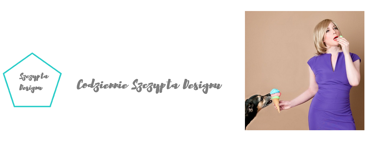 Szczypta Designu – blog wnętrzarski, inspiracje i aranżacje wnętrz