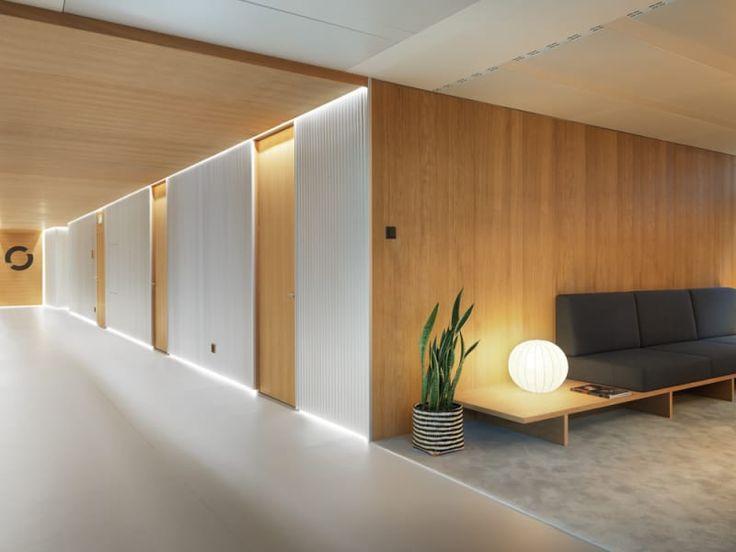 Codziennie szczypta designu inspiracje i aran acje wn trz oraz designerskie i stylowe gad ety for Dental clinic interior design concept