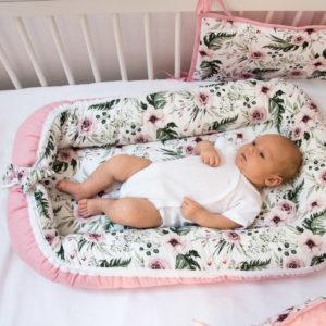 Kokony / otulacze dla niemowląt