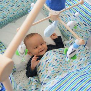 Karuzele do łóżeczka niemowlęcego