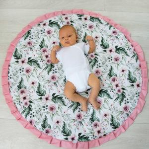 Maty, dywany do zabawy dla dzieci